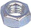 Hex nut - 6mm (20)